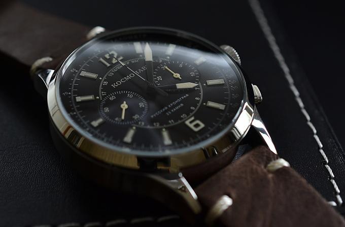 Jeden jediný kus hodinek z limitované edice Kosmonaut čeká právě na vás d1ae55a48d